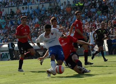 ¿ Que le pasa al Real Zaragoza ?