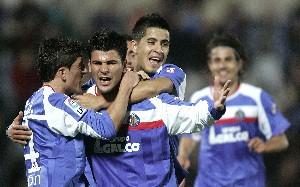 R. Madrid 0  ;  Getafe 1  : Un gol para incluir en los manuales de estudio